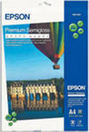 Фотобумага Epson  Premium_Semigloss_Photo_Paper