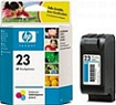 Картридж HP 23 Color C1823DE для_HP_DJ_710/720/722/ 730/810/815/880/890/ 895/1120/1125