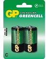 Батарейка GP_Greencell R14 С