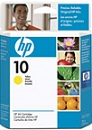 Картридж HP 10 Yellow C4842A для_HP_Business_InkJet_2000/2500